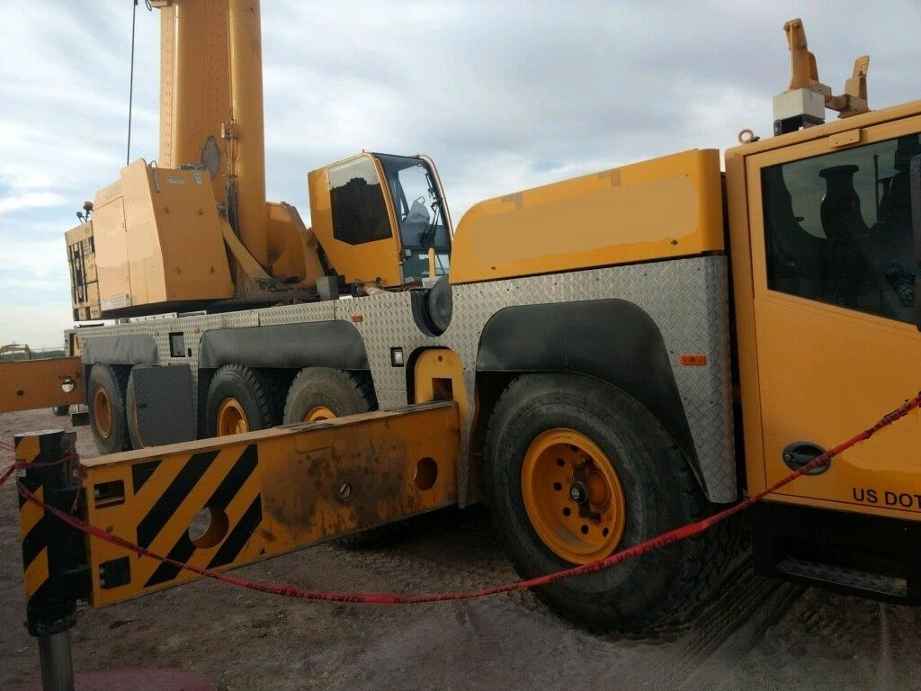 2006 Terexdemag Ac140 All Terrain 20 Ton Demag Wiring Diagram View The Full Image