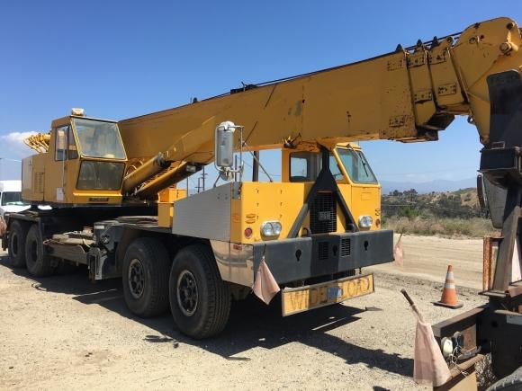 1977 p h t750 hydraulic truck cranesboomandjib com rh cranesboomandjib com Operator Manuals for Cranes Ph Overhead Cranes Manuals